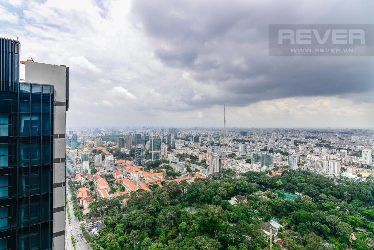 View Cho thuê căn hộ Vinhomes Golden River tầng cao, 2PN, đầy đủ nội thất, view đẹp