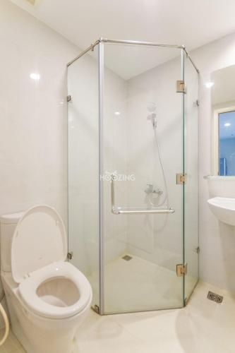 Phòng tắm căn hộ Masteri An Phú Bán Officetel Masteri An Phú thuộc tầng 3A, 1 phòng ngủ, diện tích 35m2, nội thất cơ bản.