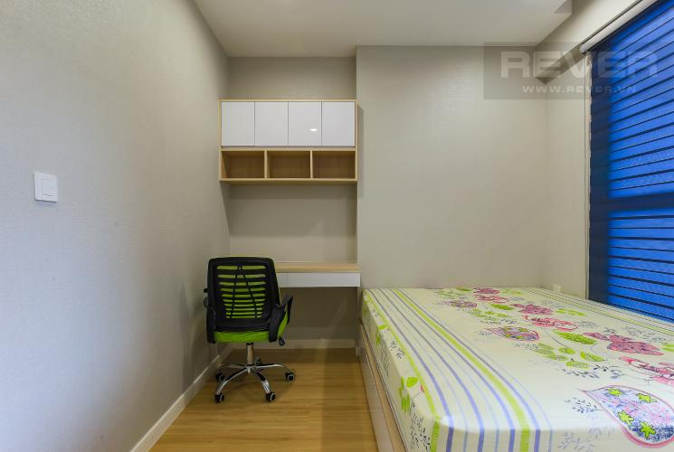Phòng Ngủ 2 Cho thuê căn hộ Masteri Millennium tầng cao, 2PN đầy đủ nội thất view sông