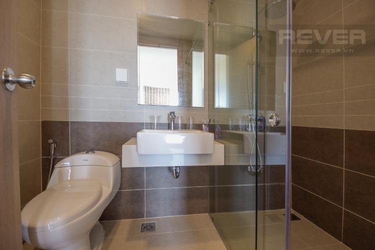 Phòng Tắm 1 Bán căn hộ The Sun Avenue 2 phòng ngủ, nội thất cơ bản, view sông