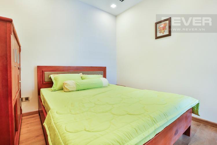 Phòng ngủ 2 Căn hộ The Park Vinhomes Central Park tầng cao tháp P1 mát mẻ