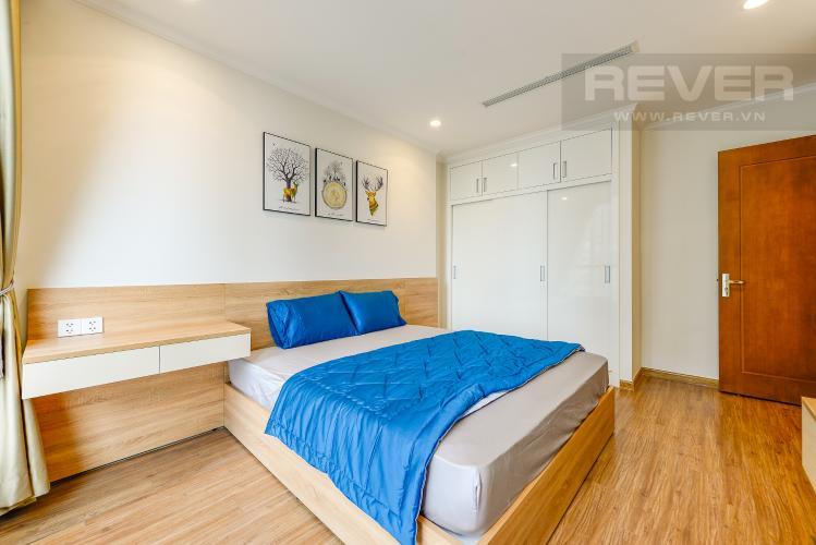 Phòng ngủ 2 Căn góc Vinhomes Central Park 3 phòng ngủ tầng trung Landmark 5