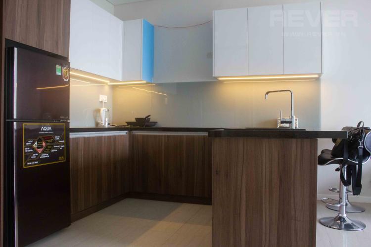 Bếp Bán căn hộ Diamond Island - Đảo Kim Cương 1PN, tầng cao, tháp Bora Bora, đầy đủ nội thất