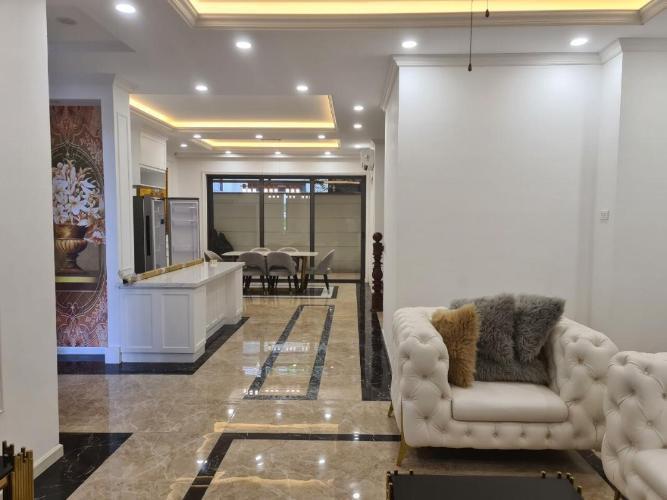 Cho thuê biệt thự Ninesouth đường Nguyễn Hữu Thọ Nhà Bè, diện tích 140m2