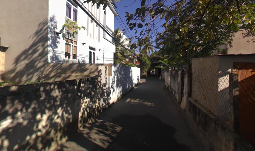 Đường hẻm nhà phố Quận 2 Nhà phố diện tích đất 61.3m2, hướng Đông Bắc, sổ hồng riêng