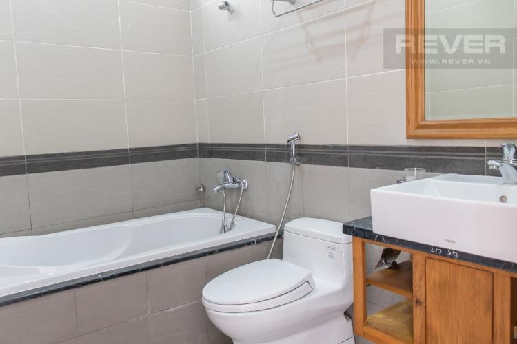 Phòng Tắm Bán căn hộ Him Lam Riverside 2PN, diện tích 111m2, nội thất cơ bản, view hồ bơi nội khu