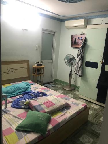 Phòng ngủ chung cư Chu Văn An Bán căn hộ chung cư Chu Văn An, phường 26, quận Bình Thạnh, diện tích 60.32m2, 2 phòng ngủ chính hướng Tây Bắc.