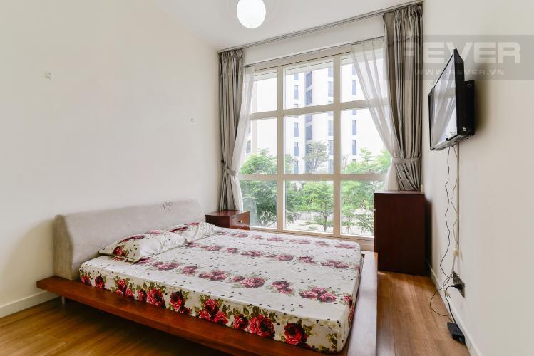 Phòng Ngủ 2 Căn hộ The Estella Residence tầng thấp, 2 phòng ngủ, nội thất đầy đủ