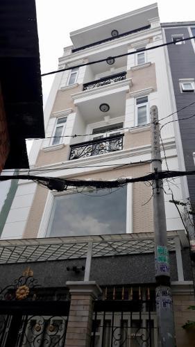 Mặt tiền Nhà phố Hoàng Diệu, Quận 4 Nhà phố trung tâm quận 5, sân thượng view trung tâm thành phố.