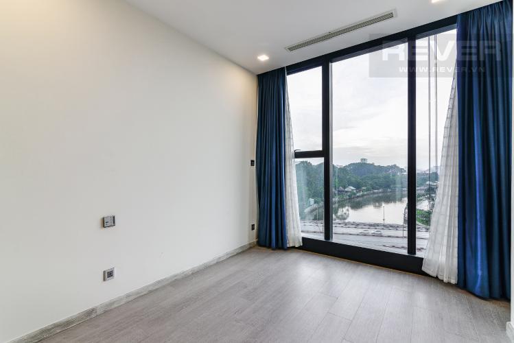 Phòng Ngủ 3 Căn hộ Vinhomes Golden River tầng thấp, tháp A1, 3 phòng ngủ, full nội thất