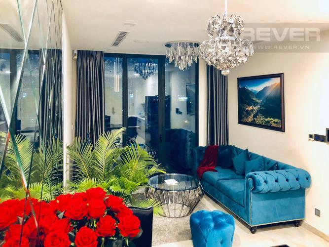 Cho thuê căn hộ Vinhomes Golden River 2PN, diện tích 79m2, đầy đủ nội thất, view Landmark 81