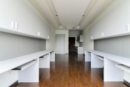 Bán hoặc cho thuê căn hộ officetel The Sun Avenue, block 2, nội thất cơ bản