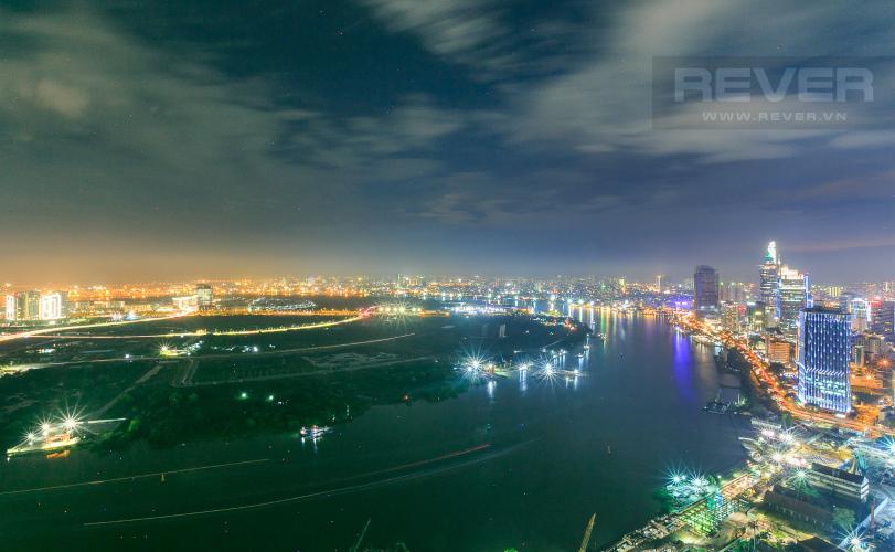 View Bán hoặc cho thuê căn hộ Vinhomes Golden River 3PN, tầng cao, đầy đủ nội thất, view sông Sài Gòn và Thủ Thiêm
