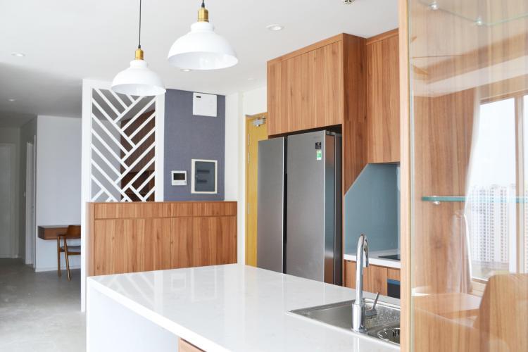 Phòng bếp căn hộ DIAMOND ISLAND - ĐẢO KIM CƯƠNG Cho thuê căn hộ Diamond Island - Đảo Kim Cương 3PN, tầng trung, đầy đủ nội thất, căn góc view thoáng