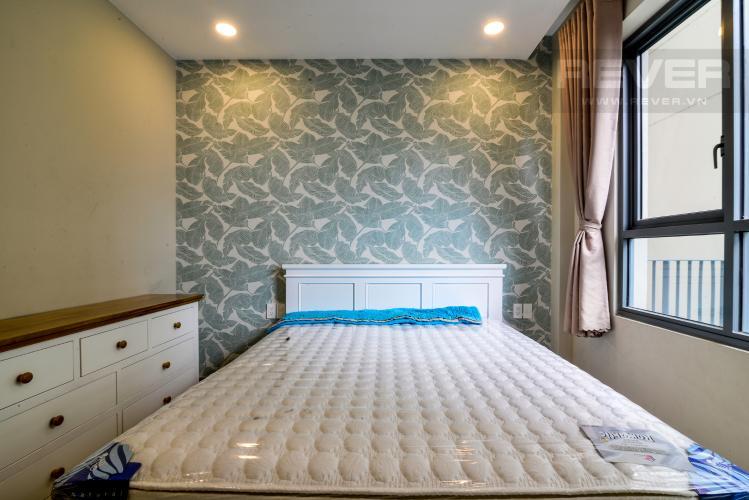 Phòng Ngủ Cho thuê căn hộ Officetel The Gold View 1 phòng ngủ, diện tích 50m2, đầy đủ nội thất