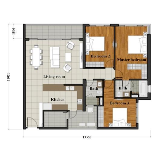 screenshot1.jpg Căn hộ Estella Heights tầng trung, 3PN, tiện ích đa dạng