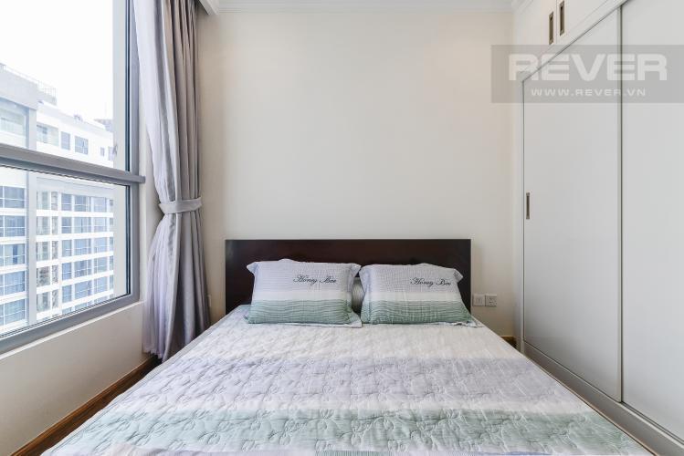 Phòng Ngủ 2 Căn hộ Vinhomes Central Park tầng cao C2, 2 phòng ngủ, nội thất cơ bản