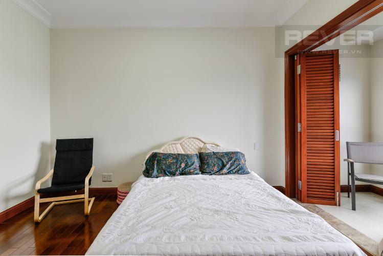 Phòng Ngủ 2 Căn hộ The Manor 4 phòng ngủ tầng cao tháp G đầy đủ tiện nghi