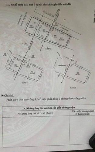 Bản vẽ nhà phố Mễ Cốc, Quận 8 Nhà phố hướng Đông Nam, diện tích 83.8m2, sổ hồng riêng.