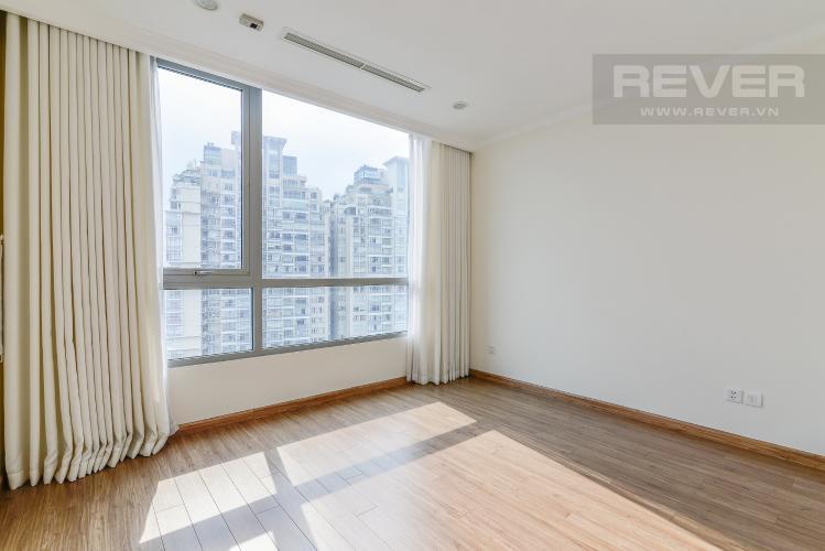 Phòng Ngủ 2 Căn hộ Vinhomes Central Park 2 phòng ngủ tầng cao C1 view sông