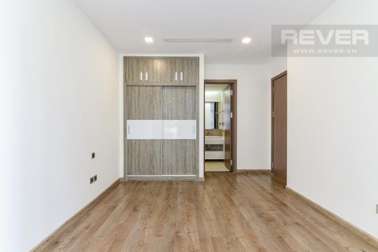 Phòng Ngủ 1 Căn hộ Vinhomes Central Park 2 phòng ngủ tầng thấp P3 view sông
