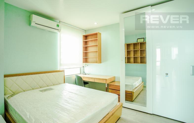 Phòng Ngủ 2 Cho thuê căn hộ Riviera Point 2PN, tầng cao, đầy đủ nội thất, view sông thoáng mát