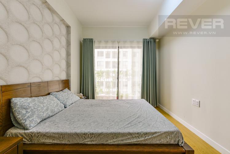 Phòng ngủ 1 Căn hộ Masteri Thảo Điền 2 phòng ngủ tầng trung T3 nội thất đầy đủ