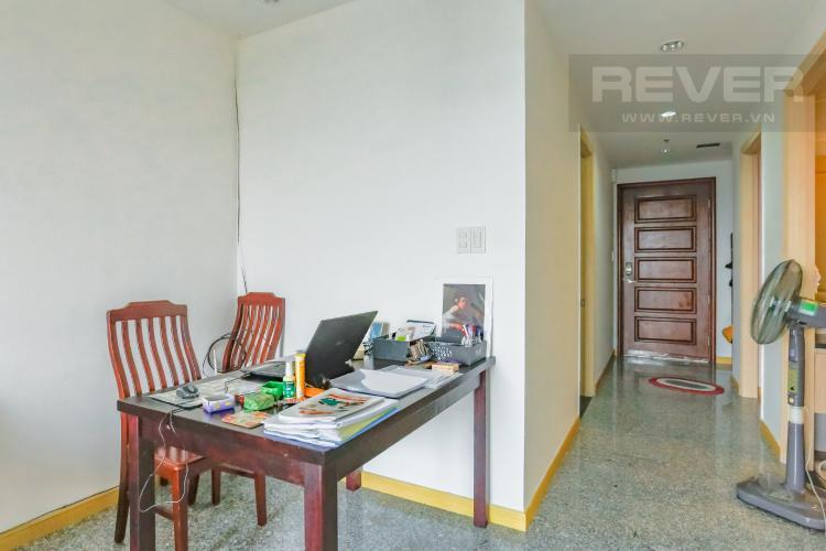 Phòng Làm Việc Căn hộ Dragon Hill Residence and Suites 2 phòng ngủ thiết kế đẹp