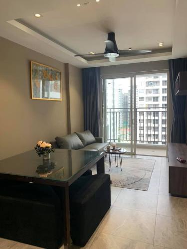 Cho thuê căn hộ Sunrise Riverside 2 phòng ngủ, diện tích 70m2, đầy đủ nội thất, view hồ bơi
