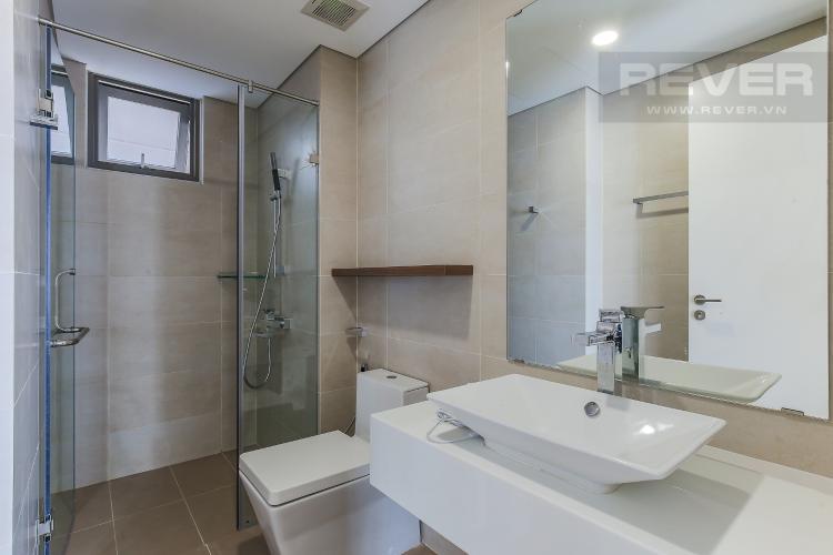 Phòng Tắm 2 Căn hộ Masteri Millennium tầng cao 3PN đầy đủ nội thất