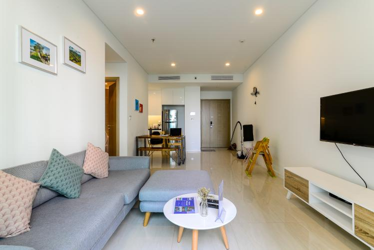 Bán căn hộ Sadora Sala Đại Quang Minh 2PN, đầy đủ nội thất, view hồ bơi nội khu