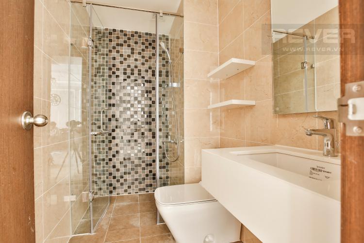Toilet Căn hộ The Tresor 2 phòng ngủ tầng trung TS1 view sông