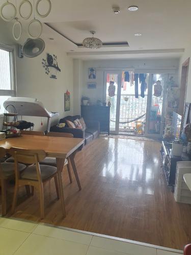 Căn hộ chung cư I-Home 1 đầy đủ nội thất, view tầng cao thoáng mát.