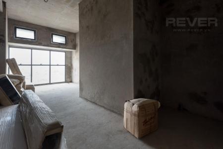 Bán căn hộ The Sun Avenue 1PN, tầng thấp, ban giao thô, view thoáng