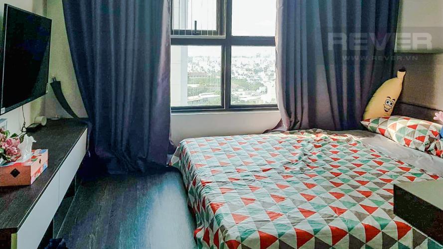 Phòng Ngủ Bán hoặc cho thuê căn hộ M-One Nam Sài Gòn, 77,71m2 3PN 2WC, đầy đủ nội thất