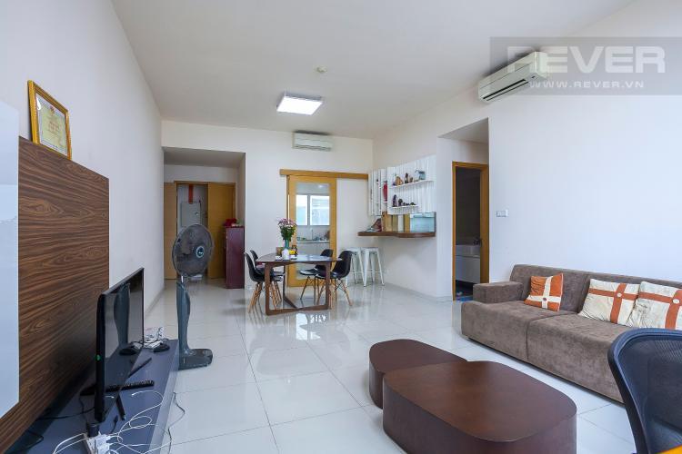 Tổng Quan Căn hộ The Vista An Phú 3 phòng ngủ tầng thấp T5 nội thất đầy đủ