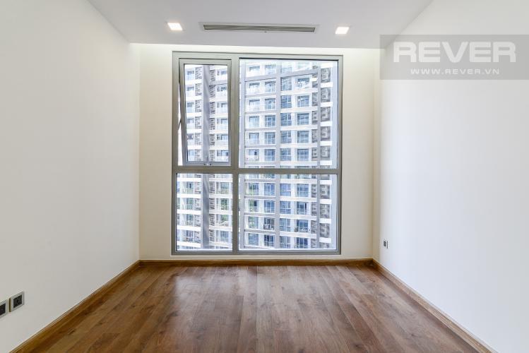 Phòng Ngủ 2 Căn hộ Vinhomes Central Park 2 phòng ngủ tầng thấp P3 view sông