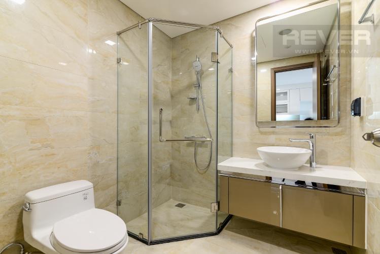 Phòng Tắm Căn hộ Vinhomes Central Park tầng cao, tháp Landmark 81, 2PN, view hồ bơi
