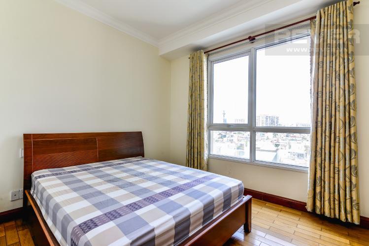 Phòng Ngủ 2 Căn hộ The Manor 2 phòng ngủ tầng thấp tháp E hướng Đông Nam