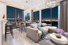 Số liệu chi tiết tình hình đặt giữ chỗ căn hộ tháp Canary - dự án Đảo Kim Cương