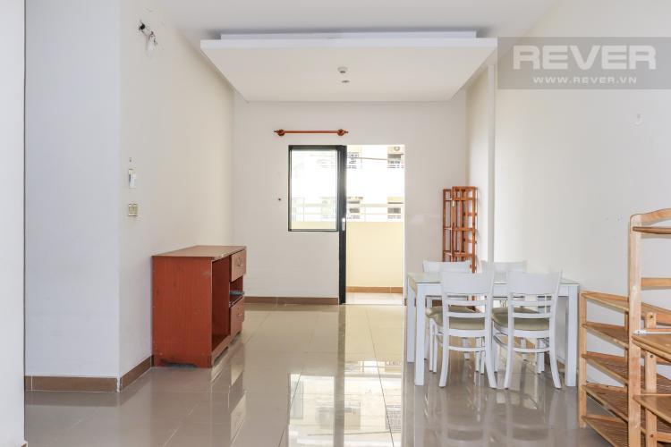 Phòng Khách Cho thuê căn hộ Era Town 3PN, block 4, diện tích 97m2, nội thất cơ bản