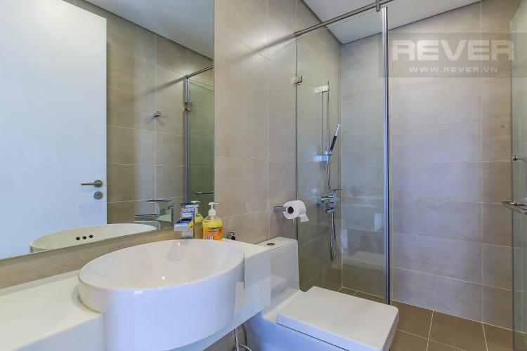 Phòng Tắm 2 Cho thuê căn hộ Masteri Millennium tầng trung, 2PN, đầy đủ nội thất