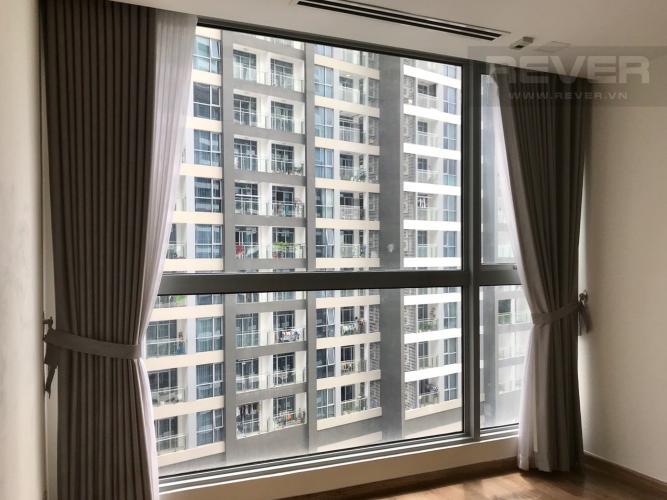 Phòng Ngủ 1 Bán căn hộ Vinhomes Central Park 2PN, tháp Park 1, nội thất cơ bản, view công viên và mé sông