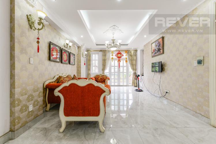 Phòng khách Nhà phố 9 phòng ngủ đường Võ Trường Toản, Thảo Điền