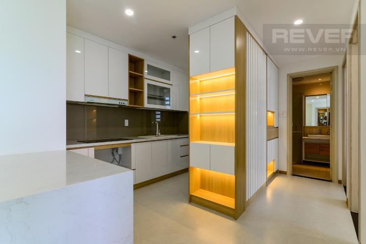 Nhà Bếp Bán căn hộ New City Thủ Thiêm 3PN, thiết kế sang trọng, đầy đủ nội thất