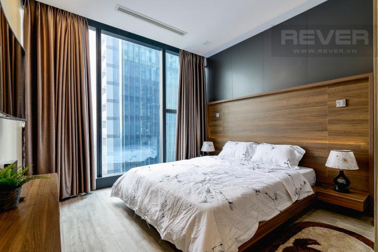 Phòng Ngủ 2 Căn hộ Vinhomes Golden River tầng cao, 3 phòng ngủ, nội thất đầy đủ