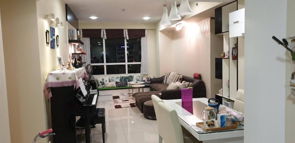 Bán căn hộ Sunrise City 3PN, tầng thấp, đầy đủ nội thất, view sông thông thoáng