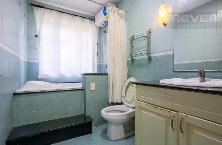 Phòng Tắm Căn hộ dịch vụ 1 phòng ngủ đường Số 22 Quận 2 nội thất có sẵn
