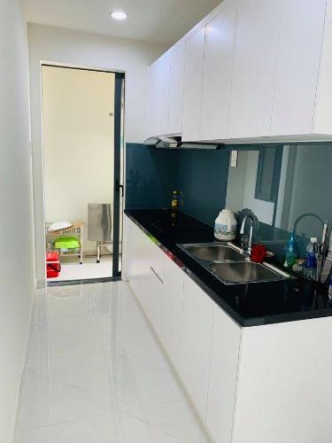 Phòng bếp căn hộ Green River Căn hộ Green River hướng Đông Nam, view thành phố cực thoáng mát.