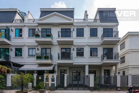 Cho thuê nhà nguyên căn đường D, phường An Phú, Quận 2, kết cấu 3 tầng, thiết kế sang trọng